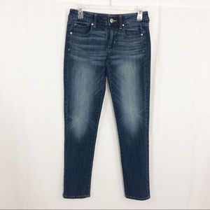 American Eagle Outfitters Skinny Stretch Jeans, 4